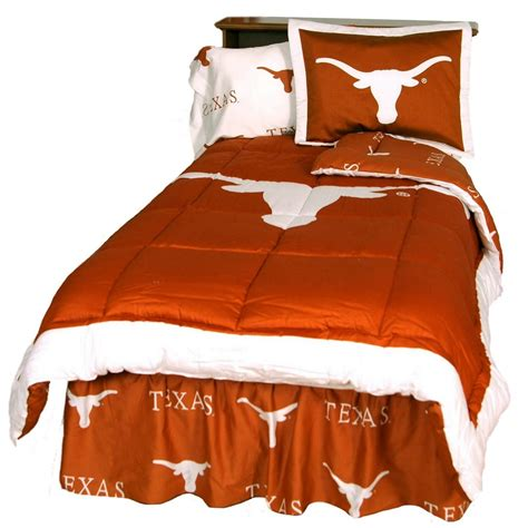twin reversible comforter sets texas longhorns reversible comforter set twin