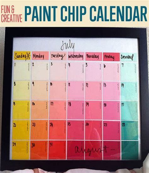 how to get a paint chip off the wall 25 best ideas about dry erase calendar on pinterest