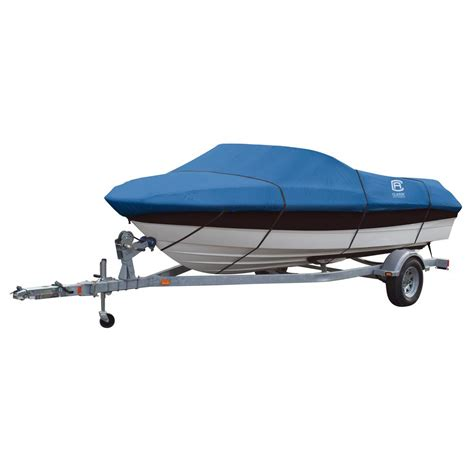 14 ft fishing boat cover classic accessories stellex 14 ft to 16 ft fishing boat