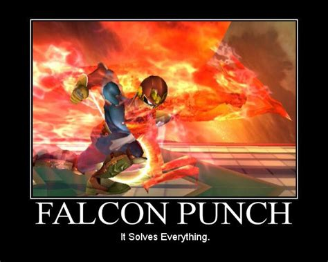 Falcon Punch Meme - mapware3640 images falcon punch wallpaper and background