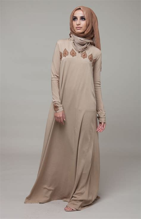 Dress Muslim Abaya Hikmat Fashion A806 Beige 13 best aab collection images on styles fashion styles and