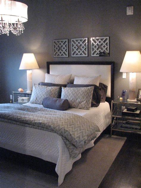 Grey Master Bedroom Decorating Ideas by Master Bedroom Design Idea In Franklin Tn House Ideas