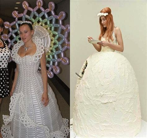 Worst wedding dresses   The Kind Of Dresses You Should