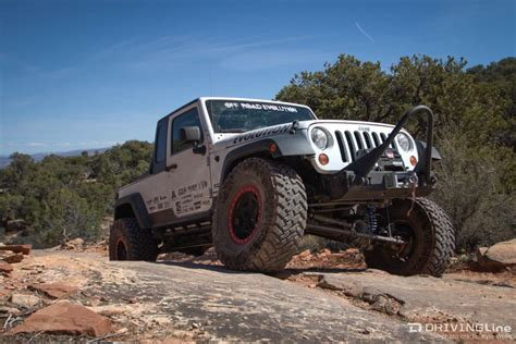 Best Jeep Trails In Moab Sitting On Top Of The World In Moab At The 2015 Easter