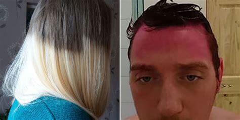 can i use hair dye for black people 8 hair dye fails funny botched hair dye jobs