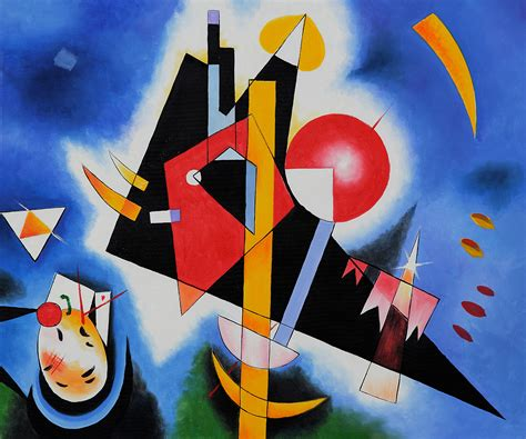 figuras geometricas mas conocidas wassily kandinsky michel henry s seeing the invisible