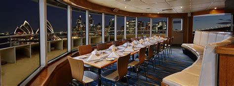 Private Charters Private Dining Room Cruises Captain Dining Rooms Sydney