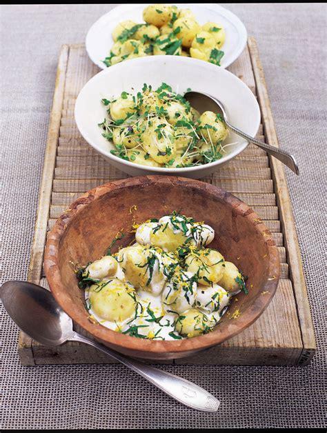 calorie panna da cucina insalata di patate con panna e menta