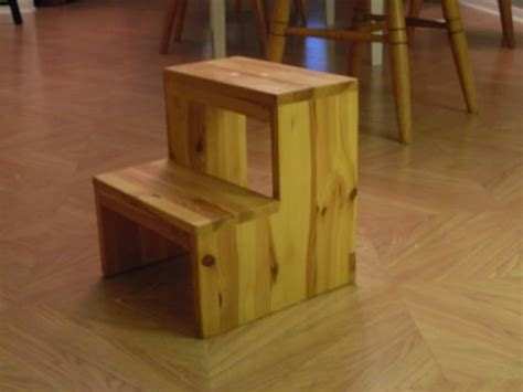 childrens step stool designs 20130406 wood