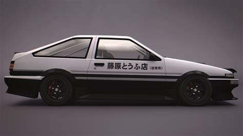 86 Model Toyota Corolla Toyota Corolla Ae86 Trueno By Bfg 9krc On Deviantart