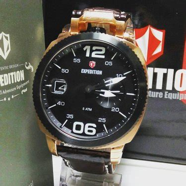 Expedition Original Type 6723 Jual Jam Tangan Pria Expedition E6723 Original Geransi