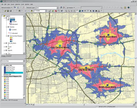 tutorial network analyst arcgis 10 1 arcnews fall 2004 issue arcgis 9 product plans