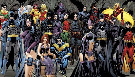 Batman Family happy batman day here s why batman is an enduring success