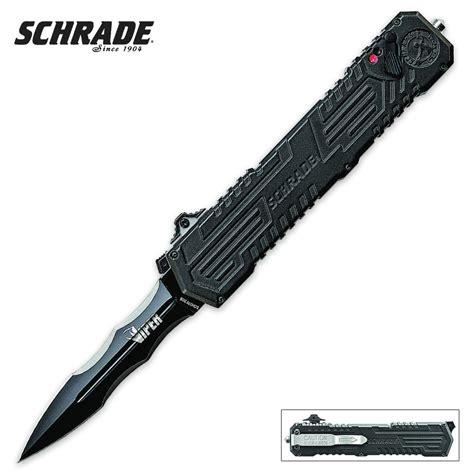 schrade viper schrade otf viper spear point pocket knife budk