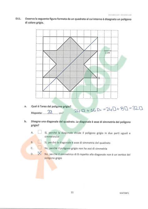 test invalsi 2014 soluzioni test invalsi 2015 matematica terza media