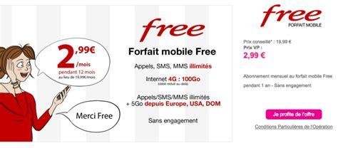 offre  mobile le forfait  mois prolonge