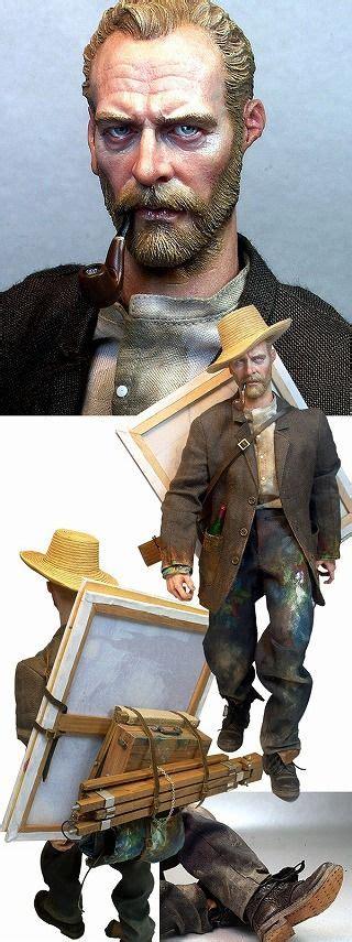 vincent figure vincent gogh serang 1 6 scale figure toys