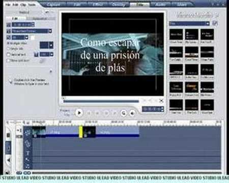 tutorial ulead youtube video tutorial ulead corel video studio nivel b 225 sico