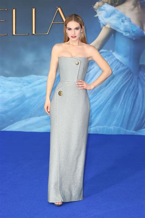 cinderella film premiere london lily james at cinderella premiere in london hawtcelebs