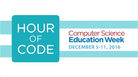 hour of code association for computing machinery