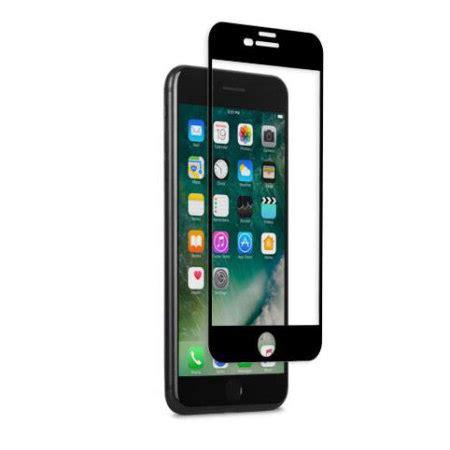 Moshi Ionglass For Iphone X Black 99mo096005 moshi ionglass iphone 7 plus glass screen protector black mobile ireland