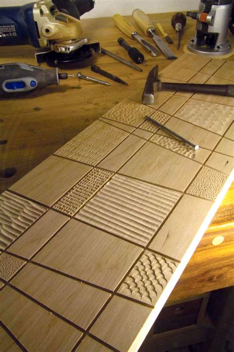 Selber Bauen Aus Holz 3899 by 12 Ways To Add Texture To Your Woodworking Projects