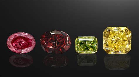 fancy colored diamonds color and grading education brian gavin