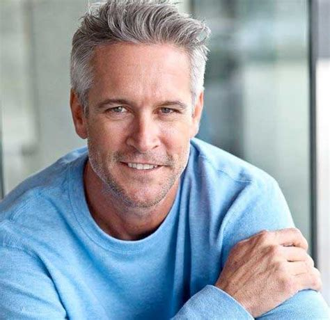 Older Men with Classy Hair Styles   Mens Hairstyles 2018
