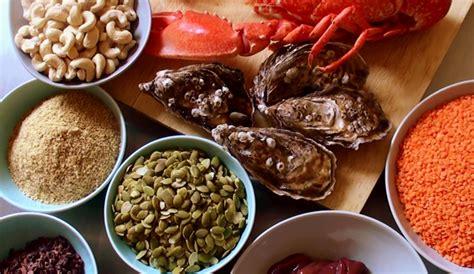 alimenti con cromo alimentos ricos en cromo y zinc masmusculo
