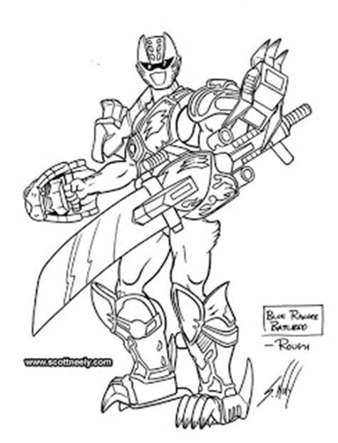 power rangers jungle fury megazord coloring pages scott neely s scribbles and sketches power rangers