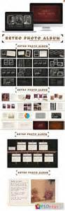 powerpoint album template retro photo album ppt template 283433 187 free