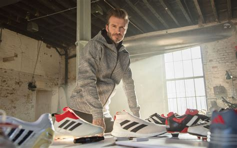 david beckham and adidas launch a brand new capsule collection