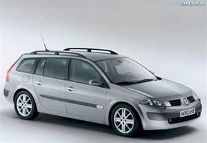 Renault Megane Kombi Renault Megane 2 Kombi
