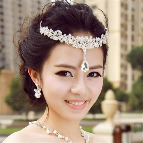 Wedding Hairstyles For Large Foreheads by Wedding Hair Styles Large Forehead Bridal