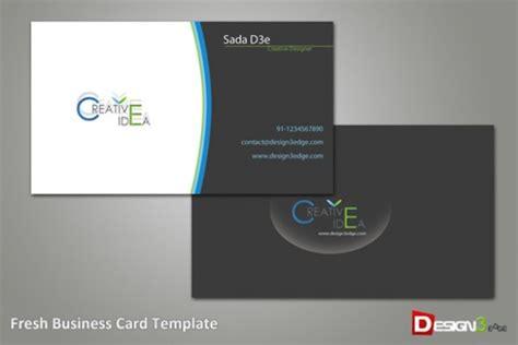 sleek business card templates creative sleek business card template welovesolo