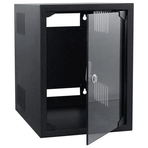 """8u 10"""" mini office cabinet   265mm deep"""