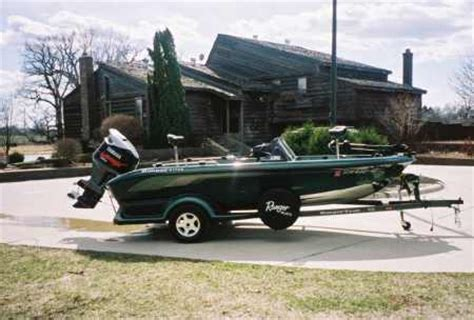ranger boats walleye series bart rosens ranger boat is for sale from walleyes inc