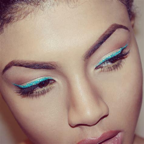 bottom eyeliner tutorial youtube festive christmas day makeup tutorial samio