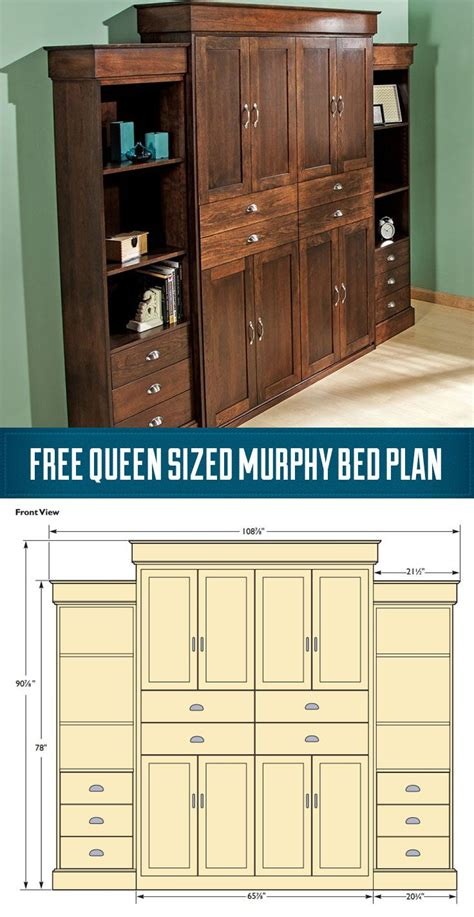 murphy bed cabinet diy diy murphy bed cabinet plans diy design ideas