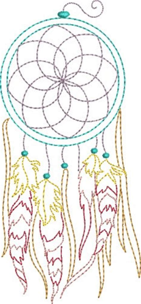 dreamcatcher embroidery design indian dream catcher embroidery designs machine