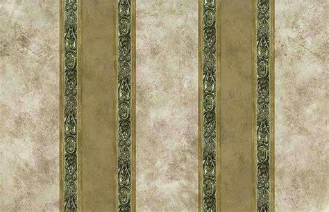 vintage green wallpaper uk beige green striped vintage wallpaper faux finish