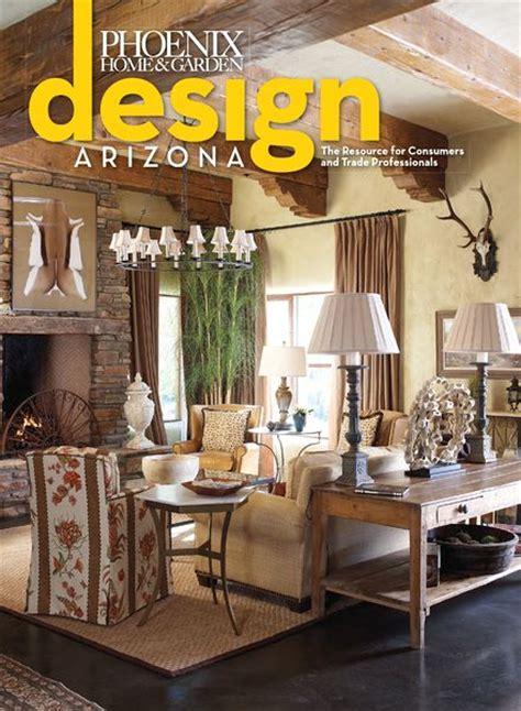 phoenix home garden magazine design arizona