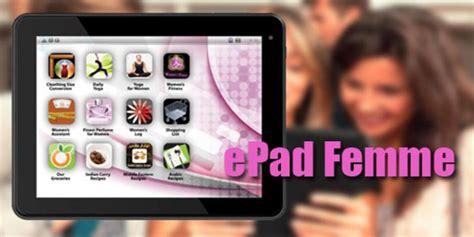 Tablet Murah Khusus Epad Femme Tablet Khusus Wanita Dengan Harga Murah Merdeka