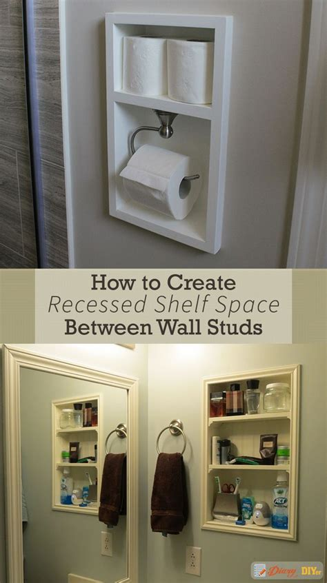 recessed bookcases in bedroom home inside space 17 best ideas about wall stud on pinterest building a