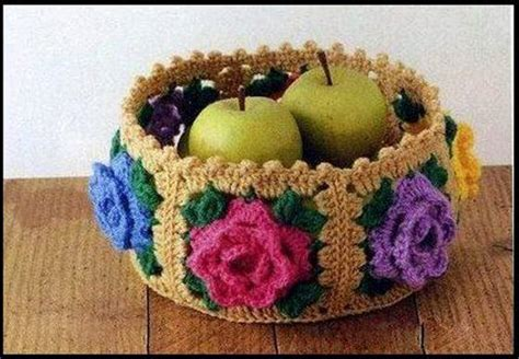 crochet decoracion 10 tejidos a crochet para decorar cocina tejidos a