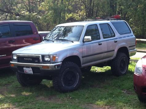91 toyota 4runner my new 91 after i rolled my 92 toyota 4runner forum