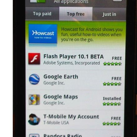 flash version 10 1 for android flash player 10 1 228 r popul 228 raste android appen inte helt ov 228 ntat kanske feber android