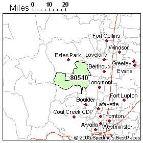 map of colorado lyons lyons zip 80540 colorado voting