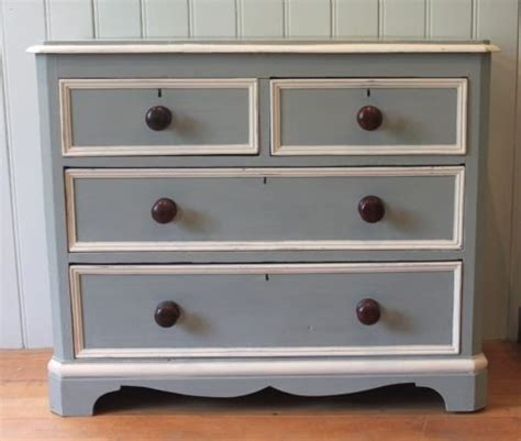 Painted Chest Of Drawers by Painted Pine Chest Of Drawers 91215 Sellingantiques Co Uk