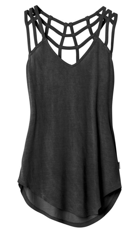 Strappy Back Tank Top 25 best ideas about tank tops on tank top